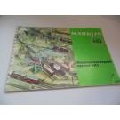Marklin H0 0357 Baanontwerpen Spoor H0