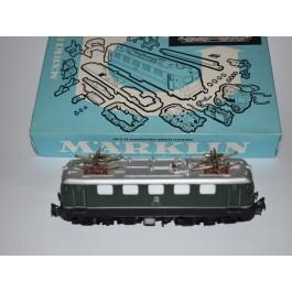 Marklin H0 3937 E-locomotief E41 van de DB