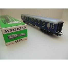Marklin H0 4027 Personenwagon 1e klasse