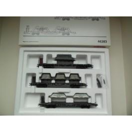 Marklin H0 46283 Set wagons Locomotieffabriek