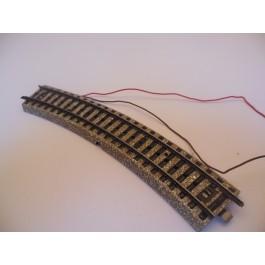 Marklin H0 5103 M-Rails Aansluit Gebogen Rails