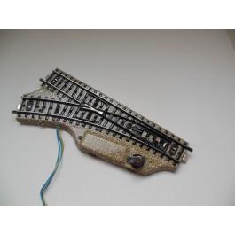 Marklin H0 5118 M-Rails Elektrische Wissel Links