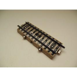 Marklin H0 5146 M-Rails Schakel Rails
