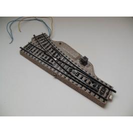 Marklin H0 5202 M-Rails Elektrische Wissel Rechts