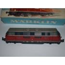 Marklin H0 3021 Diesellocomotief BR V 200 / 220 van de DB