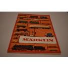 Marklin H0 1972 Catalogus nederlands talig